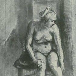 Rembrandt tekening