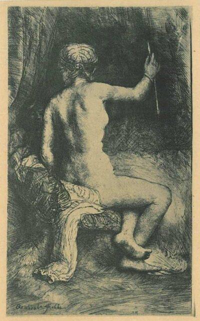 Rembrandt Bartsch B. 202,