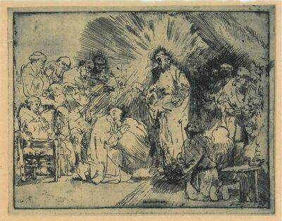 Rembrandt, Ets, Bartsch B. 89,