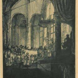 Rembrandt ets, Bartsch B. 112,
