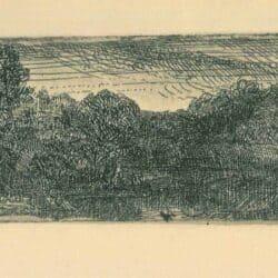 Rembrandt ets, Bartsch B. 207,