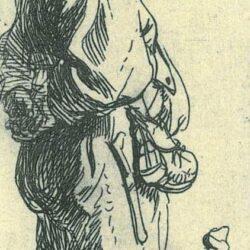 Rembrandt, etching, Bartsch B. 178,
