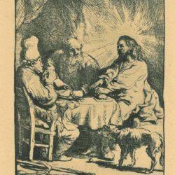 Rembrandt, etching, Bartsch B. 88,