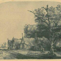 Rembrandt, Etching, Bartsch B. 217,