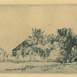Rembrandt ets, Bartsch B. 221,