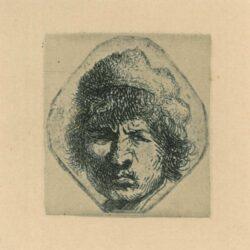 Rembrandt, Etching, Bartsch B. 336,