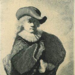 Rembrandt, Etching, Bartsch B. 7,
