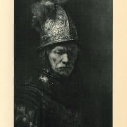 Rembrandt painting,