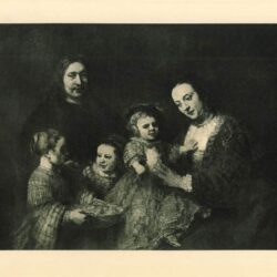 Rembrandt paiting